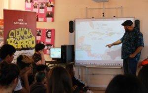El proyecto ConnecCaribbean se suma a la cuarta edición de Ciencia en el Barrio