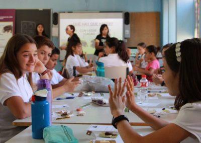 Actividades con colegios