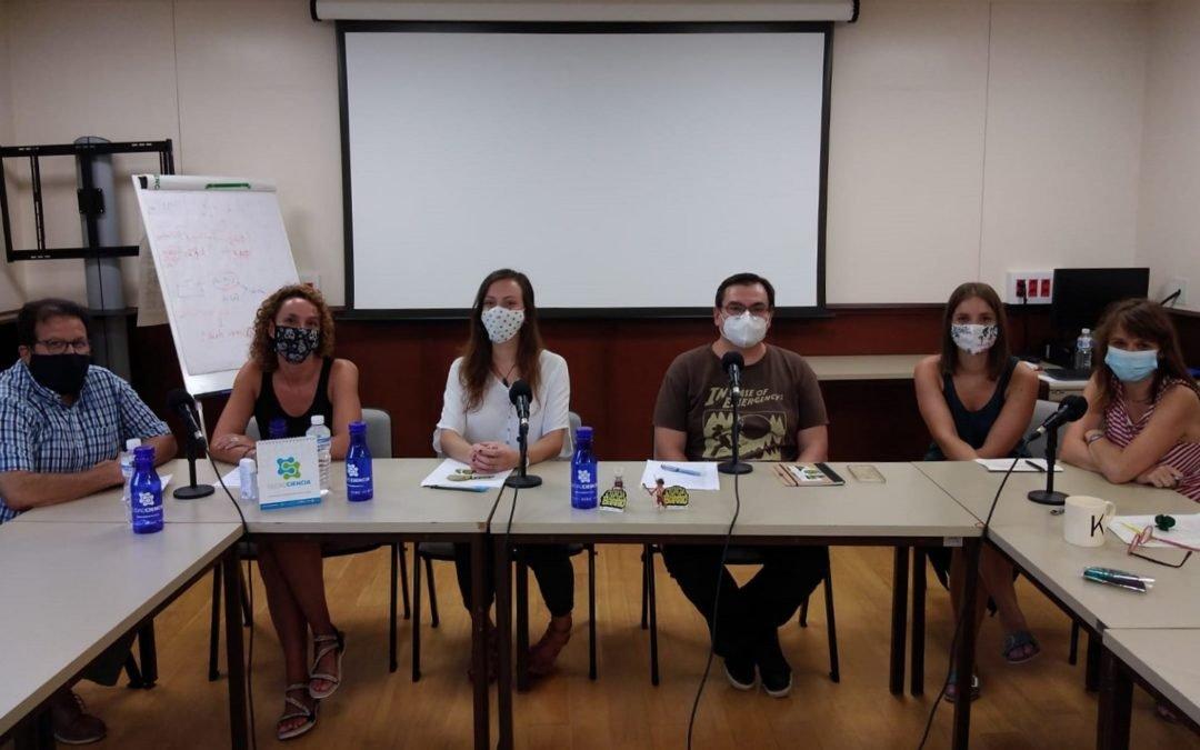 Ciencia en el Barrio en '¡Cuéntanos tú!'