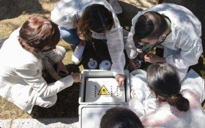 El CSIC abre sus puertas a estudiantes de Ciencia en el Barrio